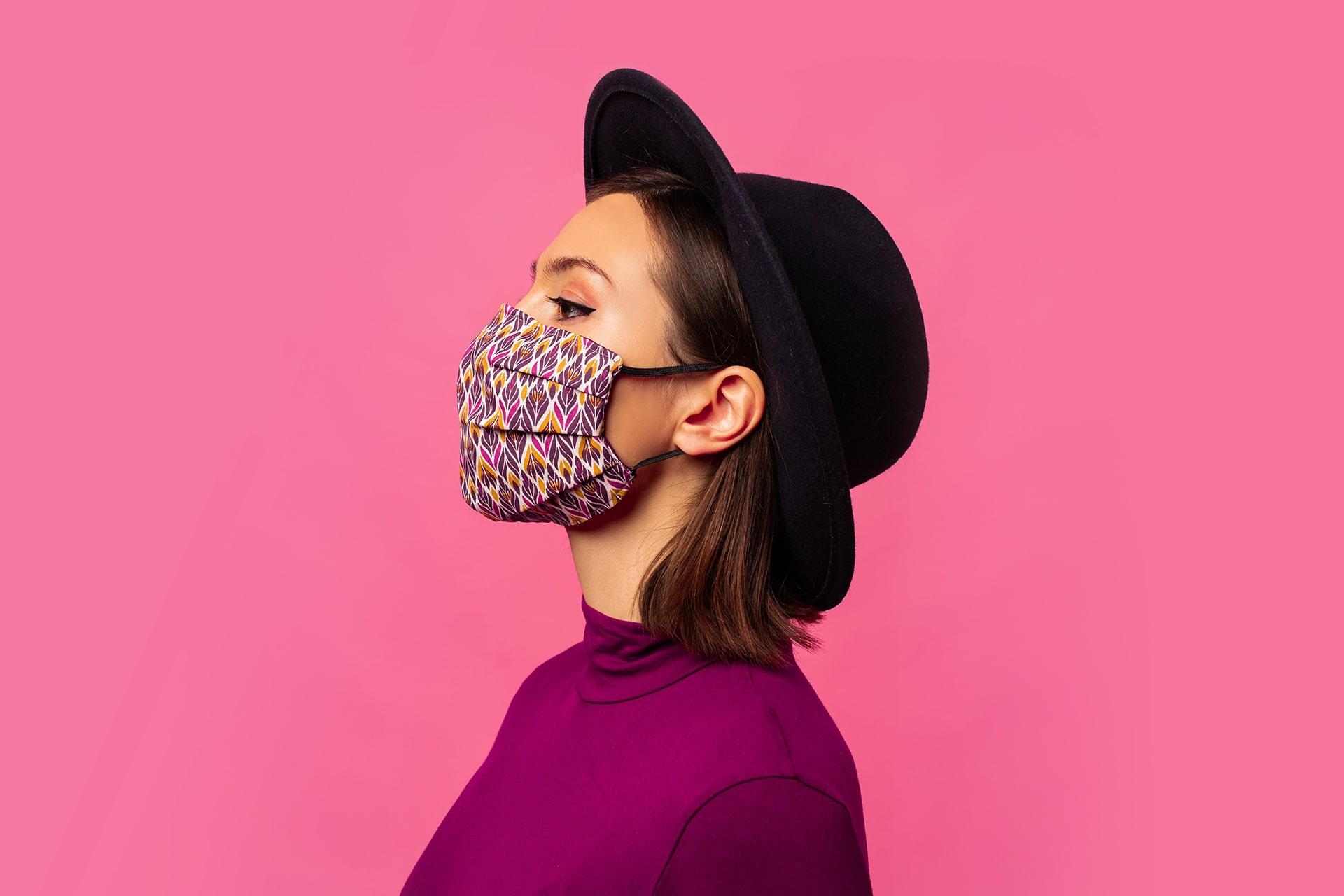 COVID-19: cuidado de la piel por el uso de mascarillas